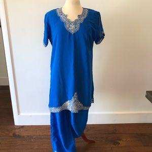Beautiful Women's Punjabi Outfit
